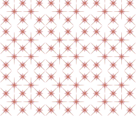 Day star fabric by revolutionaryvision on Spoonflower - custom fabric