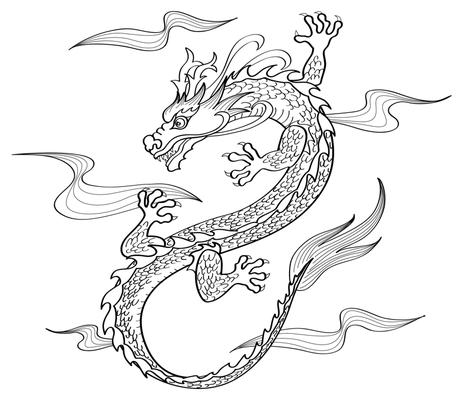 Dragonflight fabric by kasumi_design on Spoonflower - custom fabric