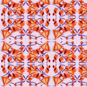 Pyramids Cubes Ribbons