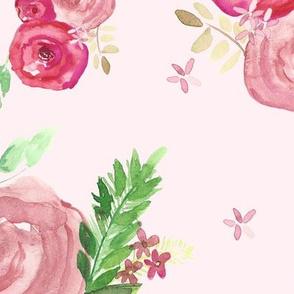 Valentine's Floral - Large 466 DPI