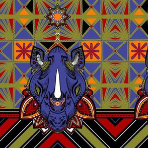 Rhino Rotated