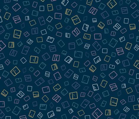 CUTE_Fragmentation0001 fabric by amanda_chang on Spoonflower - custom fabric