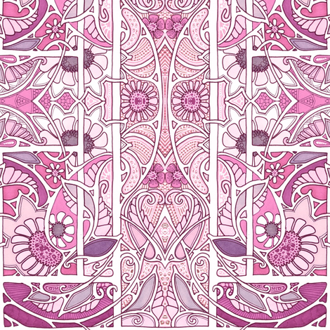 Memories of 1968 fabric by edsel2084 on Spoonflower - custom fabric