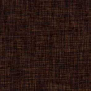 chocolate linen