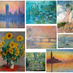 Monet Panel