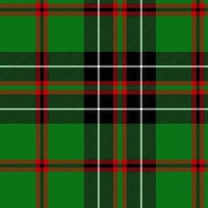 """MacHardy tartan, 6"""", Clans Originaux"""