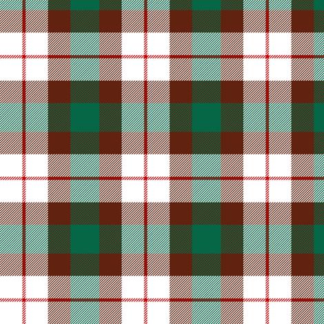"MacKinnon dress tartan, 3"" fabric by weavingmajor on Spoonflower - custom fabric"