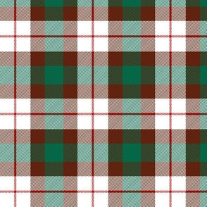 MacKinnon dress tartan, 3""