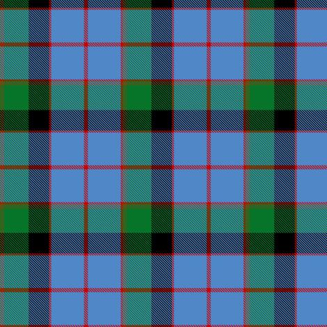 "MacWilliam tartan, 3"", Clans Originaux fabric by weavingmajor on Spoonflower - custom fabric"