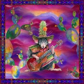 Rrr_framed_music_desert_mice_guitar_player_and_cactus_burgundy_by_floweryhat_shop_thumb