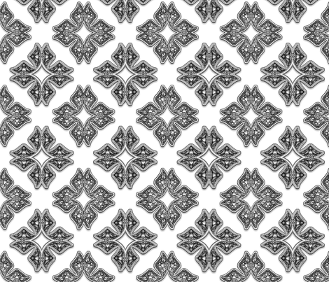 Fractal 336 fabric by anneostroff on Spoonflower - custom fabric