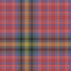 """MacEochaidh / MacGoughie tartan, 6"""""""
