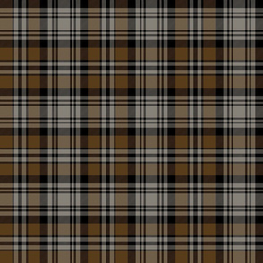 Tyndrum district tartan, 6""