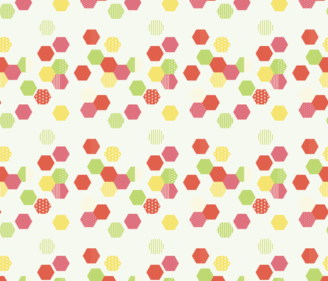 Citrus Punch fabric by meredith_watson on Spoonflower - custom fabric