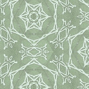 winter-snowflake-green