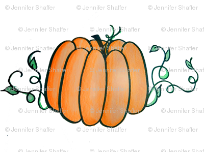 Simple Pumpkin