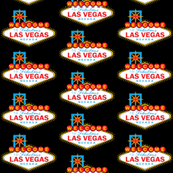 las-vegas sign-in-color-on-black