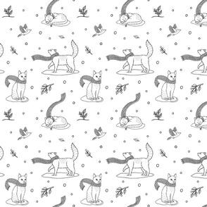 wintercats