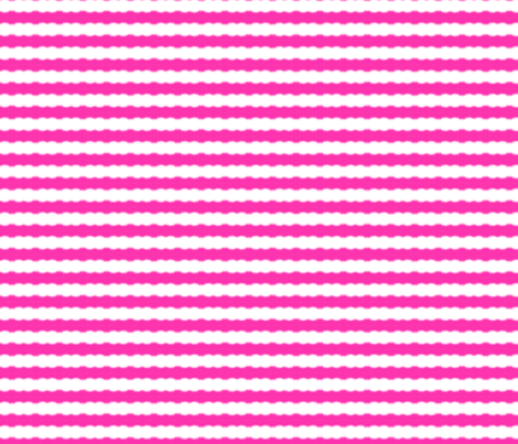 Pink Stripe fabric by mammajamma on Spoonflower - custom fabric