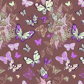 Butterflies. Spring!