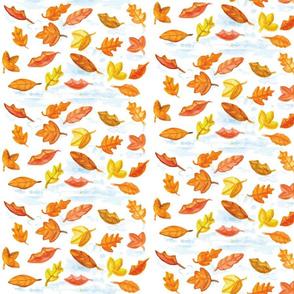 fallleaveswatercolor