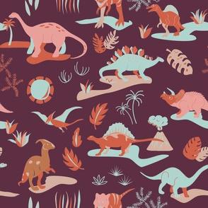 Dino-mite! - Jurassic