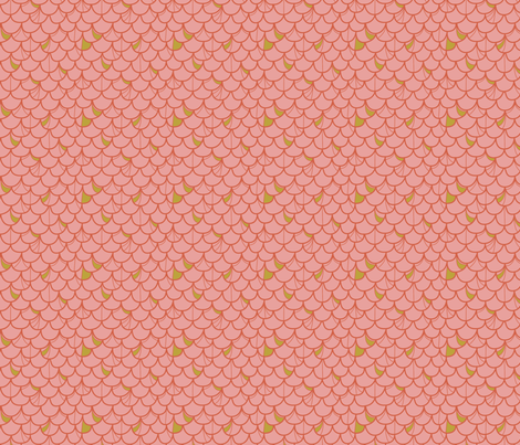 Suit of Armor - Jurassic fabric by abbyhersey on Spoonflower - custom fabric