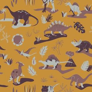 Dino-mite! - Triassic