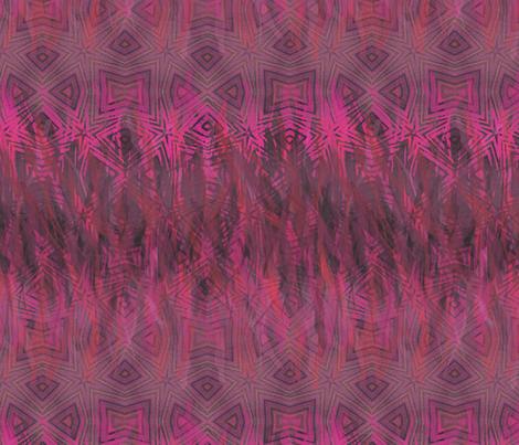 star-pink-fuschia fabric by wren_leyland on Spoonflower - custom fabric