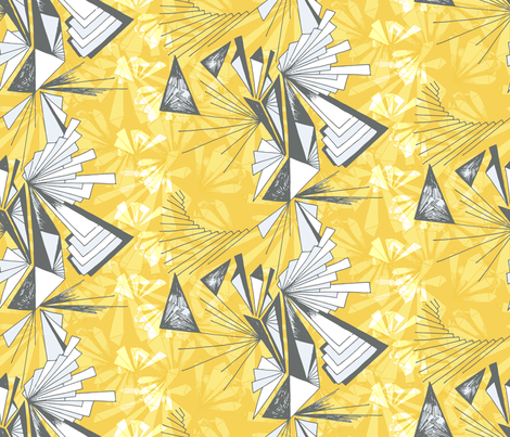 Future Climber fabric by seesawboomerang on Spoonflower - custom fabric