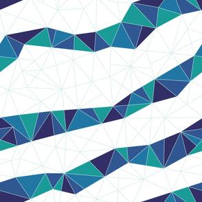 fragmented stripes (blue)