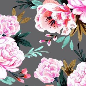 lush floral dark