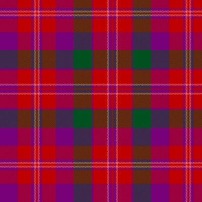 "Drumlithie tartan from 1790, 6"", Wilson's of Bannockburn"