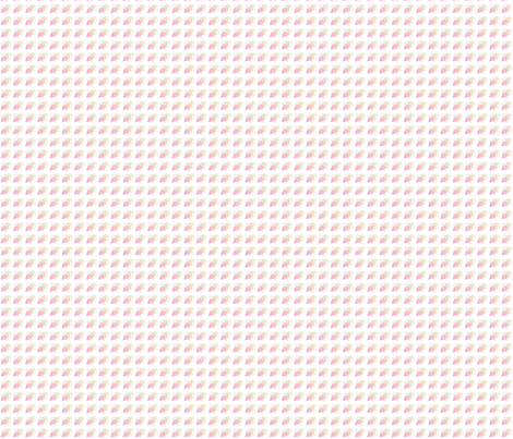 Geometric heart fabric by aiixapr on Spoonflower - custom fabric