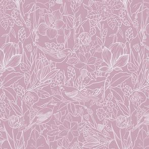pink tweet