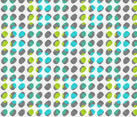 layered stone combination fabric by variable on Spoonflower - custom fabric