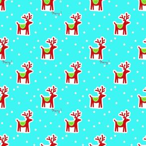 reindeer merry