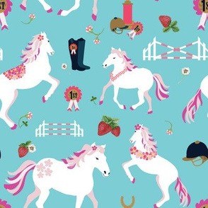 All the Pretty Ponies