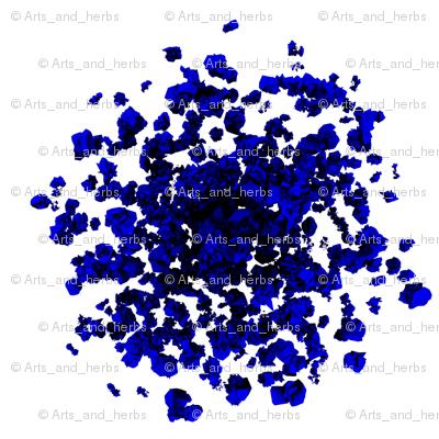 Exploding Blue
