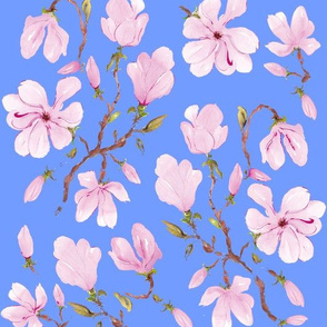 Magnolia Magic Lightblue Sky