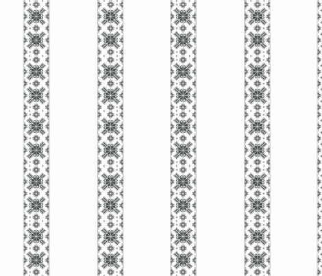 hygge stripe gray grey stripe holiday winter wonderland large stripe fabric by jenlats on Spoonflower - custom fabric