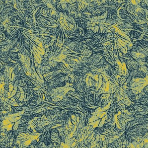 oxidized-woodcut-navy yellow green