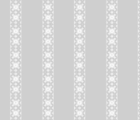 white on gray hygge stripe grey white stripe  fabric by jenlats on Spoonflower - custom fabric