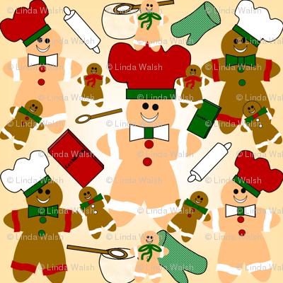 Gingerbread Design