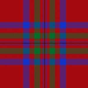Moffat district tartan, 6""