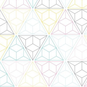 Multicolored Prisms