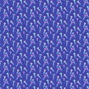 Cosmic Jellies - Purple (small scale)