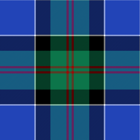 "MacFadzean tartan, 6"" fabric by weavingmajor on Spoonflower - custom fabric"