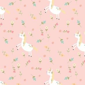 Unicorn Blush Pink