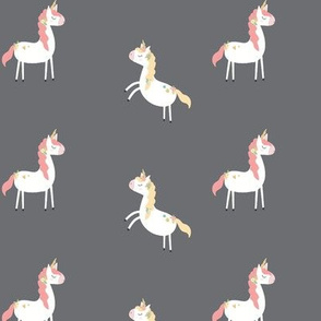 Unicorn Slate grey